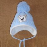 теплая шапочка для прогулок в холодное время года