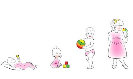 как развивается ребенок