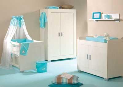 Комната для новорожденных