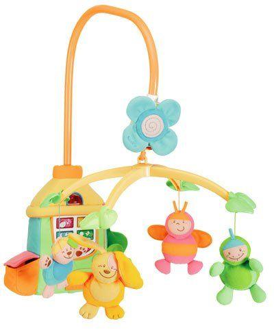 Первые игрушки малыша - мобильная игрушка