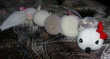 самодельные игрушки для малышей