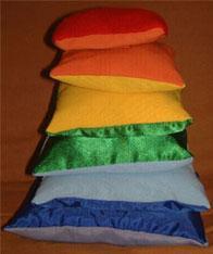 пирамидка самодельная мягкая