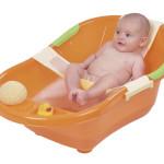 Ванночка со специальной мягкой лентой для ребенка