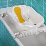Ванночка с креплением на ванну
