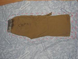 Как сшить штаны