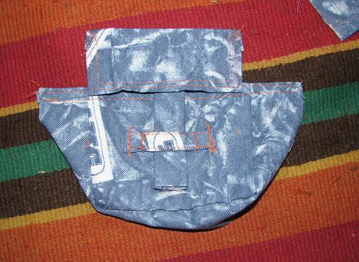 сшить зимние штаны на ребенка.