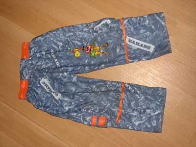 штаны на ребенка 4-х лет