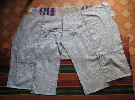 Как сшить штаны на беременную фото 634