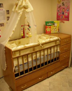 кроватка - что купить для новорожденного
