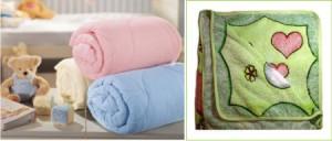 одеяло - что купить для новорожденного
