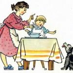 Ребенок плохо кушает