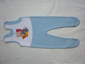 ползунки - приданное для новорожденного осенью