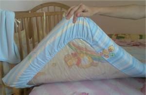 простынь то что нужно купить для новорожденного