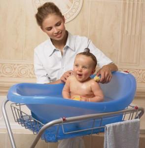 ванночка - что нужно новорожденному