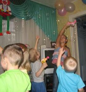 день рождения 2 года - сценарий праздника