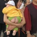 порвались штаны у ребенка