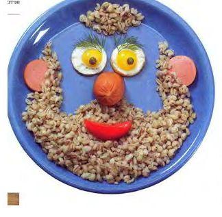 картинки украшенных блюд для детей