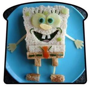 бутерброд для ребенка