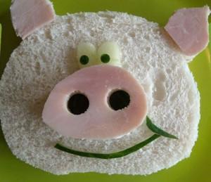 фото бутерброды для детей