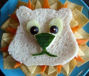 бутерброды для тетей - фотографии