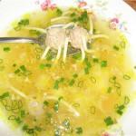 суп с осьминогами