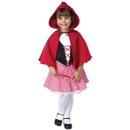 Костюм красной шапочки для девочки сшить своими руками 5