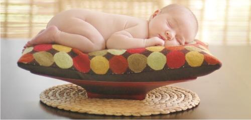 как можно фотографировать новорожденного