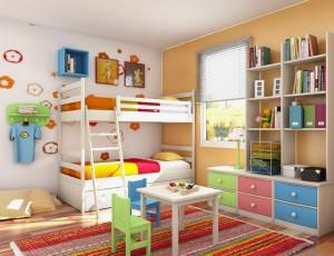 мебель для детской комнаты на двоих детей