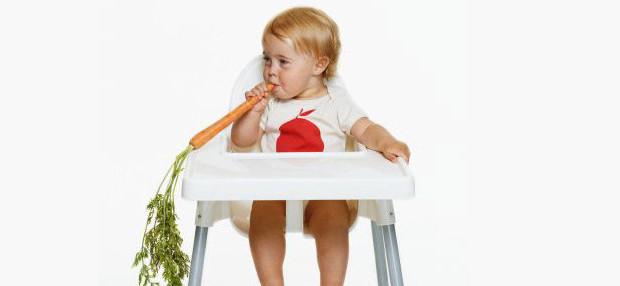 детский рацион питания - кулинарная обработка