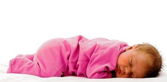 кашель у новорожденного