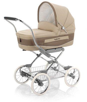 коляска для новорожденного классическая
