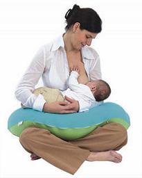 подушка полукольцом для кормления