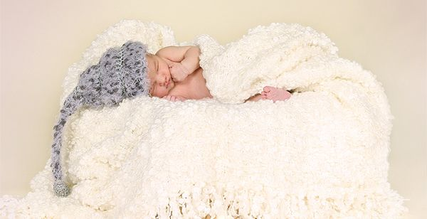 выписка новорожденного зимой