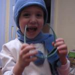 костюм снеговика на мальчика