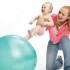 упражнения на мяче для грудничков