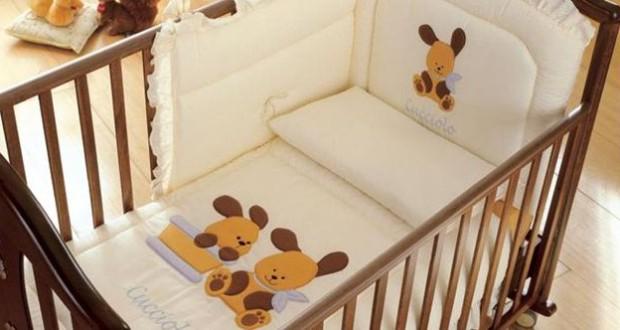 обустраиваем кроватку для новорожденного