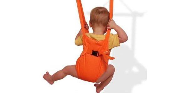 нужны ли прыгунки ребенку