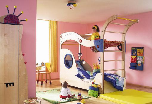 детская комната на вырост