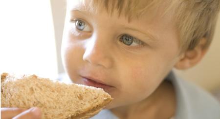 какой хлеб давать ребенку