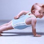 гимнастика и массаж для ребенка 11 месяцев