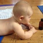 массаж и гимнастика для ребенка 5 месяцев