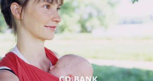 удобный слинг - ношение в слинге ребенка