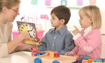 что дает детский сад ребенку