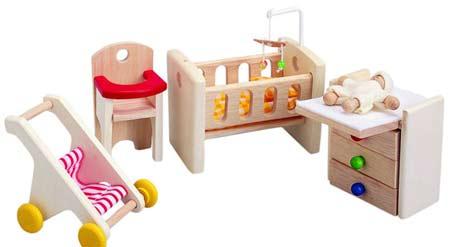 полезные игрушки для девочек 3-х лет