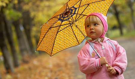 дети рожденные осенью