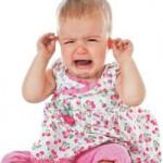 признаки отита у детей