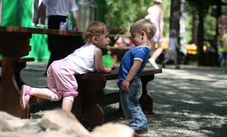 воспитать в ребенке уверенность
