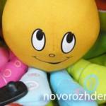игрушки для грудничков