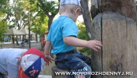 летние игры для детей