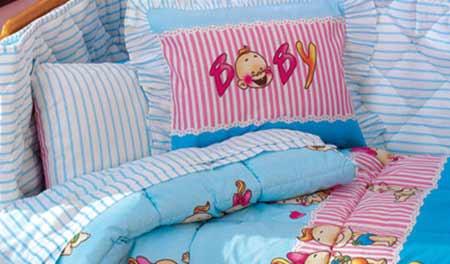 как сшить постельное белье для ребенка